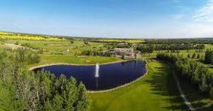 Golf Courses Edmonton